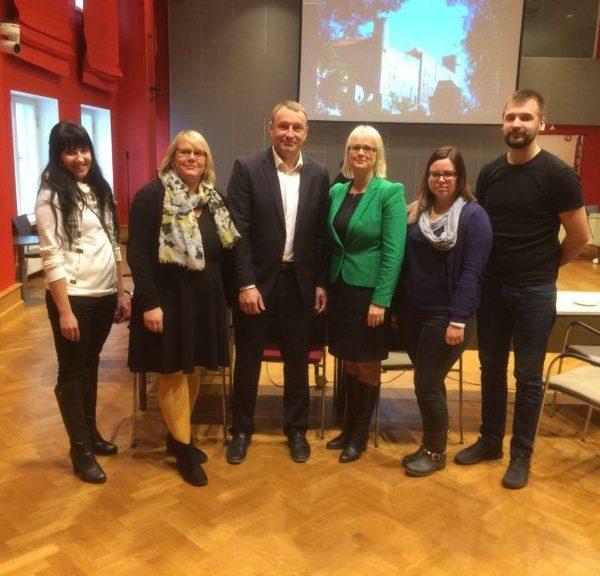 Eesti ANK viis Noorte Tugila sõnumi Riigikokku